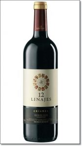 12 linajes vino tinto